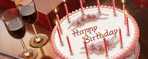 Doğum Günü Paketi - Hotel Akbulut Spa - Kuşadası - Aydın ... Happy Birthday Wishes